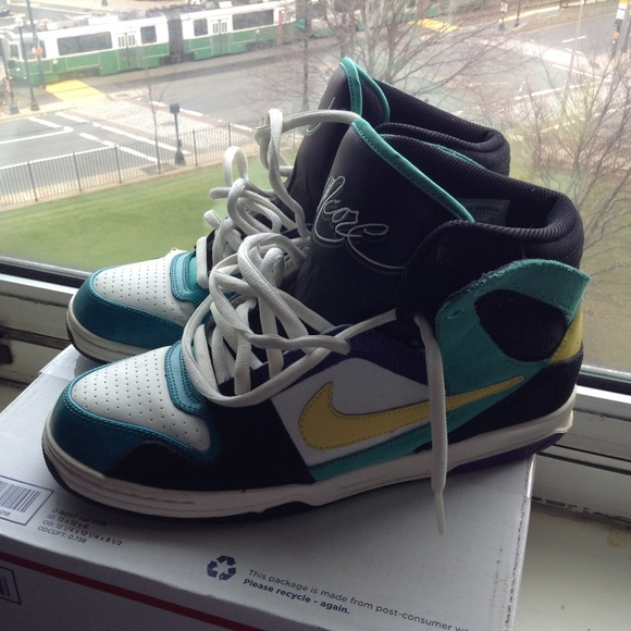70d607dd9 New Nike 6.0 Air Zoom Oncore High Skate Shoe. M 5bfecda0f63eea0ed944c68a